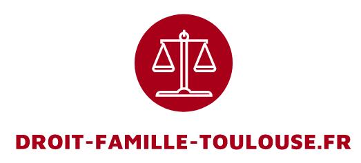 Blog des avocats en droit de la famille à Toulouse
